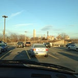 Photo taken at Megabus stop by Jamelyn D. on 2/27/2012