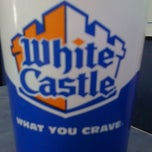 Photo taken at White Castle by Lipstick on 4/6/2012