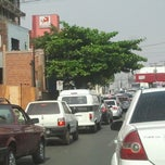 Photo taken at Avenida Isaac Póvoas by Renata M. on 9/5/2012