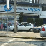 Photo taken at Farmacia Union by Karen A. on 3/1/2012