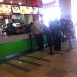 Photo taken at McDonald's by Sebastian G. on 4/5/2012