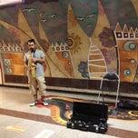Photo taken at Levent Metro İstasyonu by Esra S. on 8/14/2012