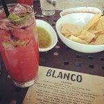 Photo taken at Blanco by Jordan B. on 4/22/2012