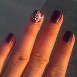 Photo taken at Kitty's Nails by Jackie K. on 9/12/2012