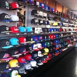 Photo taken at New Era Flagship Store: Toronto by Alex Y. on 7/20/2012