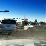 Photo taken at Stop Light At Lohman And Telshor by Jaime H. on 2/18/2012