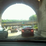 Photo taken at Liberty Tunnel by Janeen J. on 5/4/2012