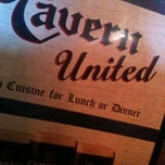 Photo taken at Tavern United by Miles M. on 6/29/2012