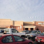 Photo taken at Walmart Supercenter by Bradley  R. on 3/10/2012