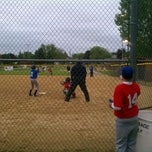 Photo taken at Beaver Dam Athletic Field by Jel T. on 5/5/2012