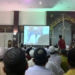 Photo taken at Masjid Kuartes KLIA by Lenix F. on 3/24/2012