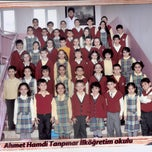 Photo taken at Ahmet Hamdi Tanpınar İlköğretim Okulu by MÜCEVHER on 2/23/2012
