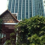 Photo taken at The Empress Hotel & Convention Centre by YingPong C. on 4/28/2012