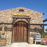 Photo taken at Page Mill Winery by Trish V. on 8/16/2012