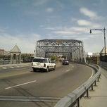 Photo taken at 145th Street Bridge by 🔌Malectro 7. on 4/28/2012