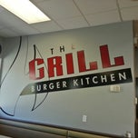 Photo taken at The Grill by Kevin V. on 7/24/2012