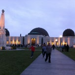 Photo taken at Griffith Park - Western Ave Entrance by Erika M. on 4/1/2012