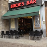 Photo taken at Luca's by Marco B. on 4/30/2012