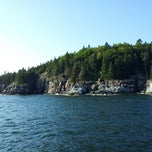 Photo taken at Burnt Porcupine Island by Tom H. on 8/26/2012