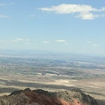 Photo taken at Turtle Head Peak by Jna on 5/26/2012