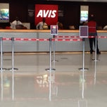 Photo taken at Avis Rental Cars by Ted I. on 6/11/2012