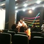Photo taken at Escola de Música do Estado de São Paulo (EMESP Tom Jobim) by Pedro S. on 6/10/2012