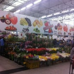 Photo taken at Hortifruti Imigrantes by Cristiane k. on 5/22/2012