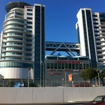 Photo taken at Varna Towers by Pavel Y. on 8/14/2012