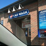 Photo taken at Kens Car Wash by Leona J. on 3/17/2012