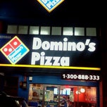 Photo taken at Domino's Pizza by Nadea L. on 8/19/2012