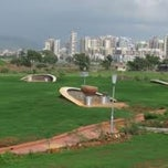 Photo taken at Central Park Kharghar by Mottled T. on 6/7/2012