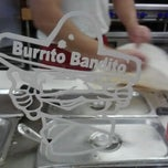 Photo taken at Burrito Bandito by Eric L. on 9/10/2012