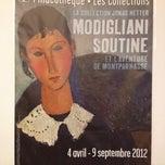 Photo taken at Pinacothèque de Paris – Espace Madeleine by Andrey M. on 6/3/2012
