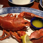 Photo taken at Red Lobster by Daniela M. on 7/18/2012