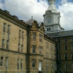 Photo taken at Trans-Allegheny Lunatic Asylum by kevin on 7/29/2012