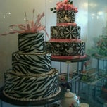 Photo taken at Angelica Bakeshop by Fred Aries D. on 9/1/2012