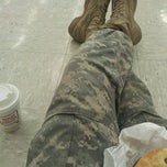 Photo taken at Illinois National Guard Armory by Alethia S. on 3/18/2012