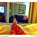 Photo taken at Sheraton Suites Old Town Alexandria by juan felipe l. on 6/12/2012
