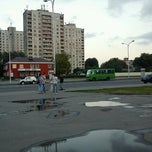 Photo taken at Маршрутка №232е by Andrey K. on 8/13/2012
