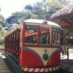 Photo taken at Parque Portugal - Lagoa do Taquaral by Renata M. on 8/25/2012