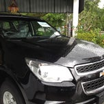 Photo taken at Chevrolet (เชฟโรเลต) by ปรัชญาพร ส. on 8/31/2012