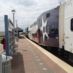 Photo taken at Richland Hills Station (TRE) by Keith R. on 4/12/2012
