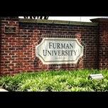 Photo taken at Furman University by Elizabeth L. on 7/1/2012