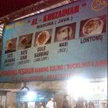 Photo taken at Pasar Intaran Sanur by rendy m. on 3/5/2012