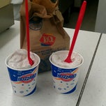 Photo taken at Dairy Queen by Mag E. on 9/13/2012