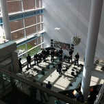 Photo taken at Temple University: Tyler School of Art by Jerry H. on 2/21/2012