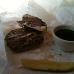Photo taken at Fourth Street Deli by Betsy A. on 2/9/2012