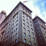 Photo taken at The Westin St. Francis San Francisco on Union Square by Grant Y. on 6/30/2012