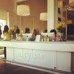 Photo taken at Drybar by Amanda J. on 5/18/2012