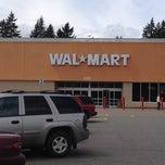 Photo taken at Walmart by Jason F. on 5/2/2012